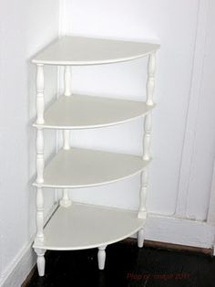 not strictly diy but could be with some corner shelves and spindles could make it