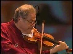 """""""Por una Cabeza"""" (Tango) de Carlos Gardel, Violin: Itzhak Perlman▶  http://YouTube.com/watch?v=UVMNkrz7yII"""