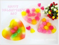 Heart Shaped Jelly for Valentine's Day | Anncoo Journal