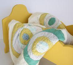 Applique Baby Blanket