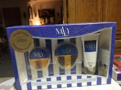DANA ANNIVERSARY COLLECTION 3 PC CLASSIC FRAGRANCES NAVY GIFT SET-IB #Dana Perfume Sets, Fragrances, Health And Beauty, Anniversary, Navy, Classic, Gifts, Collection, Hale Navy