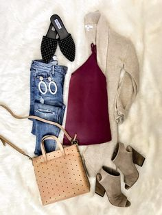 Sweaters for women, fall winter outfits, autumn winter fashion, summer outf Fall Fashion Outfits, Holiday Fashion, Fall Winter Outfits, Look Fashion, Autumn Winter Fashion, Fashion Trends, Casual Winter, Summer Outfits, Black Cardigan Outfit