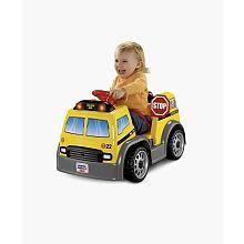 Power Wheels Fisher-Price Toddler School Bus