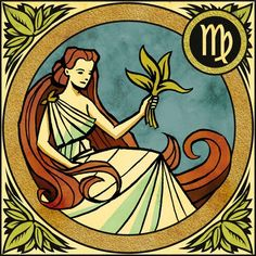 Virgo Sunsign people are witty, intelligent, entertaining companions. Who doesn't need a friend like a Virgo? Virgo Moon Sign, Moon Signs, Virgo Art, Zodiac Art, Aquarius, Gemini, Astrology Signs, Zodiac Signs, Virgo Pictures
