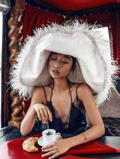 Brisbane Margaret Zhang Shine by three hatmaker Lucy Mcintosh Best Lifestyle Blogs, Shine By Three, Free Your Mind, Fashion Addict, Editorial Fashion, Boho Fashion, Style Icons, Street Style, Style Inspiration