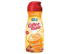 Coffee Mate Hazelnut - Yum!