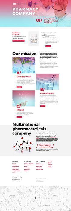pharmacy company website