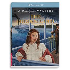 The Hidden Gold: A Marie-Grace Mystery
