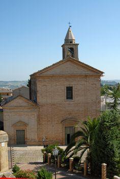 Chiesa di S. Maria, interno  #marcafermana #ponzanodifermo #fermo #marche