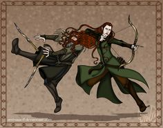 The+Hobbit: Pure Elven Elegance by aminawolf on deviantART