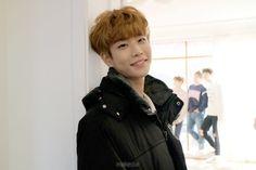 [29.11.16] Behind The Scenes of Makestar Photobook - MyungJun