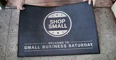 Shop Small Business Saturday, November 30th. Support local business this holiday season by shopping local, small businesses on November 30th.