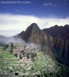 Machu Picchu: Sacredsites.com Also check out http://ngm.nationalgeographic.com/1913/04/machu-picchu/bingham-text (can't pin from here!) 1913 article