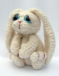 Bunny Rabbit Amigurumi  -Bramble