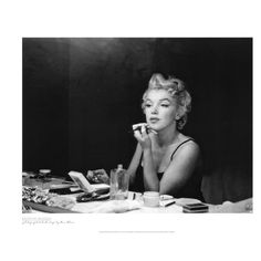 Art.com - Marilyn Monroe Makeup Art Print : Target