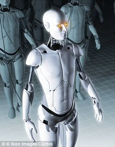 Our robot overlords will take over in 100 YEARS: Stephen Hawking warns computers could control humans within a century   Professor Stephen Hawking's comments were made today at the Zeitgeist 2015 conference in London and follows a previous warning that artificial intelligence could spell the end for humanity. [The Future of Robotics: http://futuristicnews.com/category/future-robots/ Artificial Intelligence News: http://futuristicnews.com/tag/artificial-intelligence/]
