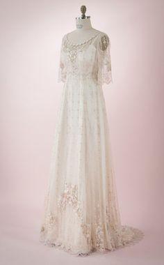 Claire wedding dress