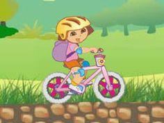 Bisikletli Dora