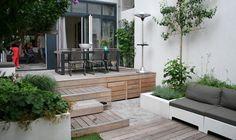 Tuinarchitectuur stadstuin - Product in beeld - Startpagina voor tuin ideeën   UW-tuin.nl