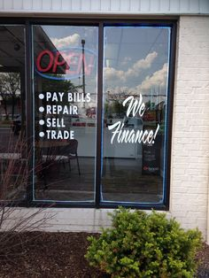 Store Front Window Graphics Boost Mobile