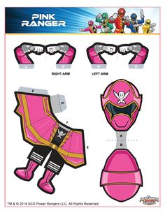 Super Megaforce Pink Ranger - Power Rangers - The Official Power Rangers Website