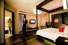 Jumeirah Himalayas Hotel - Executive Residence - Bedroom