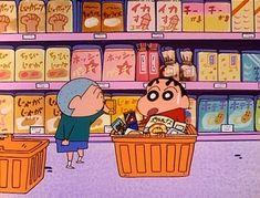 Sinchan Wallpaper, Cartoon Wallpaper Iphone, Cute Cartoon Wallpapers, Retro Cartoons, Vintage Cartoon, Cool Cartoons, Cartoon Pics, Cartoon Characters, Crayon Shin Chan