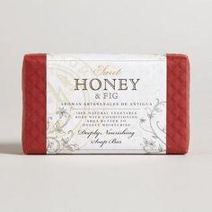 Aromas Artesanales De Antigua Honey And Fig Soap