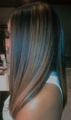 Love the hair colour
