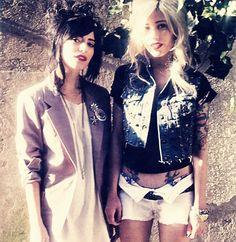 Lisa and Jessica Origliasso #Australia #celebrities #JessicaOrigliasso Australian celebrity Jessica Origliasso loves http://www.kangabulletin.com