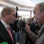 'Du zwingst meine Kinder zum Auswandern, Enda!' | Irland live