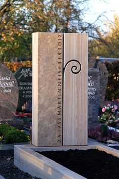 cherish your heritage with African Heritage Color tombstones ! Cemetery Monuments, Cemetery Art, Tombstone Designs, Grave Decorations, Memorial Stones, Stone Carving, Casket, Modern Design, Sculptures