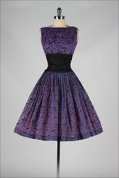 I love that purple.