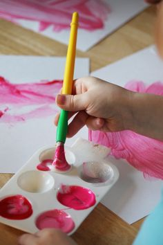Value of Both Product Art & Process Art in Early Childhood
