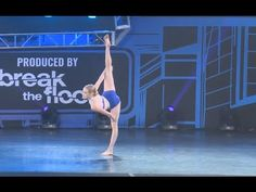 lucy vallely - Crave - Beat Squad Performance at Dancer Palooza 2015