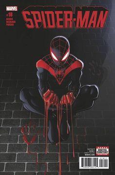 The Amazing Spiderman - Miles Morales Marvel Comics, Heros Comics, Archie Comics, Marvel Heroes, Marvel Avengers, Ultimate Spider Man, Spiderman Art, Amazing Spiderman, Miles Morales Spiderman