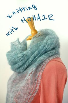 Knitting with Mohair