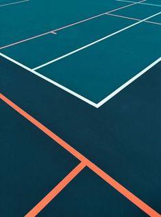 Ideas For Sport Photography Tennis Inspiration Minimal Photography, Sport Photography, Fashion Photography, Editorial Photography, Vancouver, Plakat Design, Ex Machina, Design Graphique, Color Stories