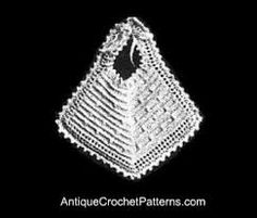 Image result for crochet bib necklace pattern