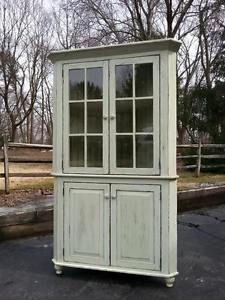 Would Love Something Like This In The Dining Room AMISH BUILT HANDMADE UNFINISHED