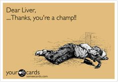 Love the  liver!