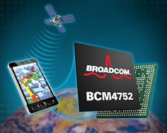 Broadcom introduces new GPS chip, offering a platform for development of indoor positioning applications. Circuit Design, Chips, Platform, Indoor, Technology, News, Interior, Tech, Potato Chip