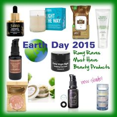 Romy Raves Earth Day