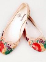 Spring Fling: John Derian & Repetto Collaborate On A Ballet Flat #refinery29
