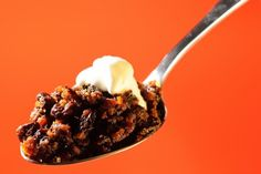 Slow Cooker Figgy Pudding - YUM!  www.GetCrocked.com