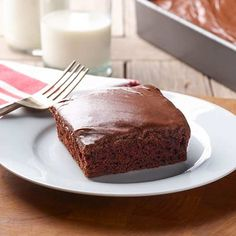 Easy Cocoa Cake