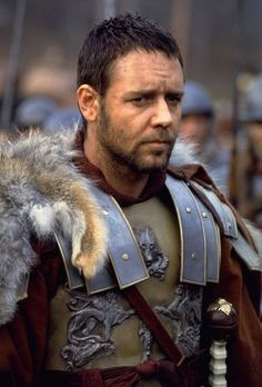 "Russell Crowe in ""The Gladiator"", Ridley Scott, dir. Gladiator 2000, Gladiator Movie, Gladiator Maximus, Gladiator Armor, Russell Crowe Gladiator, Ridley Scott, Kino Film, Movie Costumes, Ancient Rome"