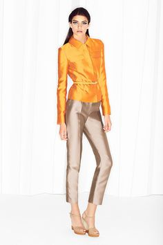 Escada Spring 2015 Ready-to-Wear Collection Slideshow on Style.com༺♥༻