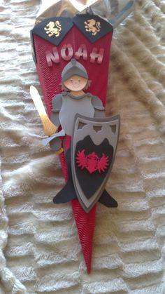 Hier kommt ein Ritter