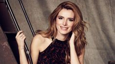 Bella Thorne's Kissing Girls In Her New Show 'Famous In Love'